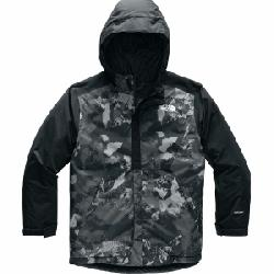 The North Face Brayden Hooded Insulated Jacket - Boys'