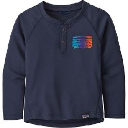 Patagonia Capilene Midweight Henley Baselayer Top - Infant Boys'