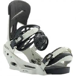 Burton Mission EST Snowboard Bindings Pink Md