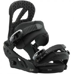Burton Scribe Re:Flex Snowboard Bindings - Womens Black Lg