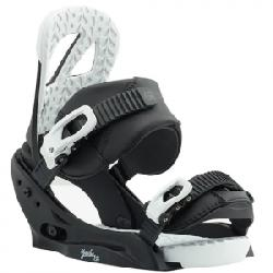 Burton Scribe EST Snowboard Bindings - Womens Black Lg