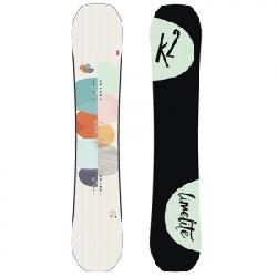 K2 Lime Lite Snowboard - Women's 146 Graphic 146