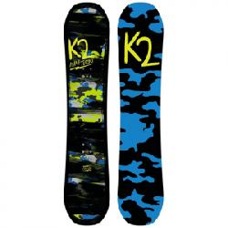 K2 Mini Turbo Snowboard - Kids' 75 Graphic 75