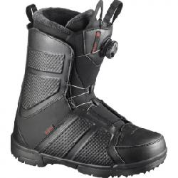 Salomon Faction Boa Boot - Men's Black 31.0