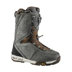 Nitro Team TLS Snowboard Boots Charcoal/chocolate 11.5
