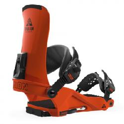 Union Binding Company Expedition Snowboard Binding Orange Lg