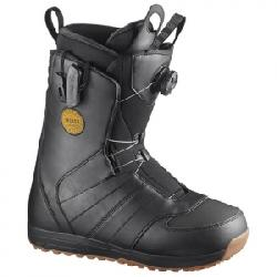 Salomon Launch Boa Str8jkt Boots Black 28.5