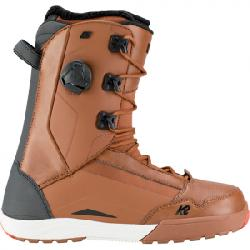 K2 Darko Snowboard Boots Brown 13.0