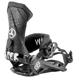 Nitro Team Mens Snowboard Bindings Nitro X Drink Water Lg