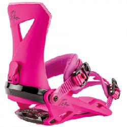 Nitro Zero Mens Snowboard Bindings Raspberry Md