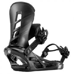 K2 Sonic Mens Snowboard Binding Black Xl