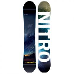 Nitro Mens Team Exposure Snowboard N/a 159