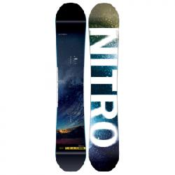 Nitro Mens Team Exposure Wide Snowboard N/a 159
