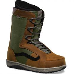 Vans Hi-Standard Pro Snowboard Boots - Men's Brown/green 8.5