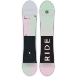 Ride Compact Snowboard - Women's N/a 142
