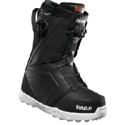 ThirtyTwo Lashed Double Boa Snowboard Boot - Men's Black 14.0