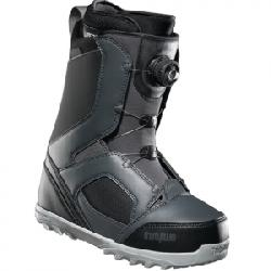 Thirtytwo STW Boa Snowboard Boot - Men's Dark Grey/grey 11.0