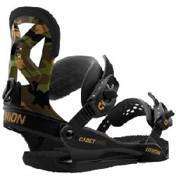 Union Cadet Pro Binding - Kid's Camo Md