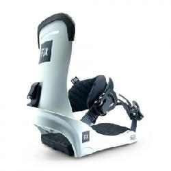 Fix Binding Co. Truce Snowboard Binding Grey Md