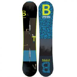 Burton Ripcord Snowboard - Men's No Color 156w