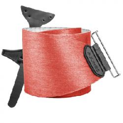 Jones Nomad Skins With Universal Tail Clip Red One Size