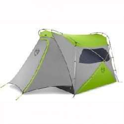 Nemo Wagontop 4 Person Tent Granite Grey/birch Leaf Green Ea