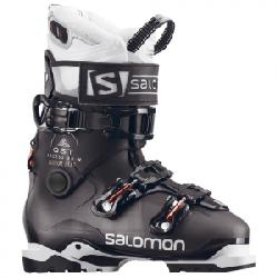 Salomon QST Access Custom Heat Ski Boots - Women's Anthracite 23.5