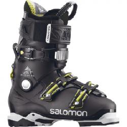Salomon QST Access 90 Boots Anthracite Trans/black/green 25.5