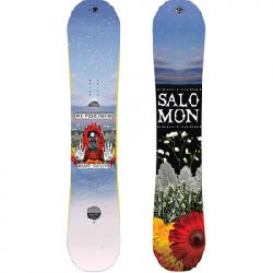 Salomon Gypsy Womens Snowboards N/a 147