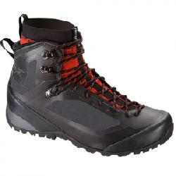 Arc'teryx Bora 2 Mid Hiking Boot - Men Black/cajun 12.0