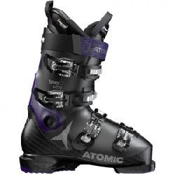 Atomic Hawx Ultra 95 Ski Boot- Womens Black/purple 23.0/23.5