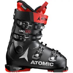 Atomic Hawx Magna 100 Mens Ski Boot Black/red 28.0/28.5