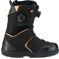 K2 Estate Womens Snowboard Boot Black 7.5