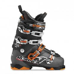 Nordica NRGY Pro 4 Ski Boot Black Orange 25.5