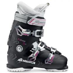 Nordica N-Move 75 Ski Boot - Women's Black/fuscia 26.5