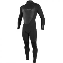 O'Neill Epic 3/4mm Back Zip Full Wetsuit Blk/blk/blk Lt