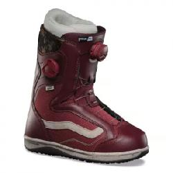 Vans Encore Pro Snowboard Boots - Women's Andorra Red/cashmere 9.0