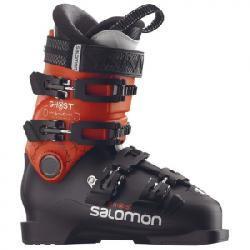 Salomon Ghost LC 65 Boot - Kid's Black / Orange 27.5
