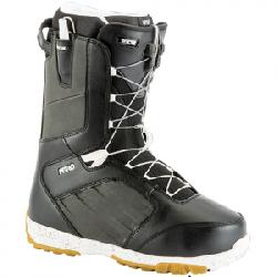 Nitro Anthem TLS Snowboard Boots Black/white 12.5