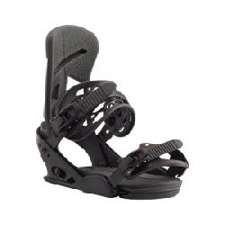 Burton Mission Re:Flex Snowboard Binding Black Lg