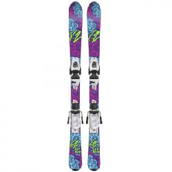 K2 Luv Bug 4.5 Skis No Color 124cm