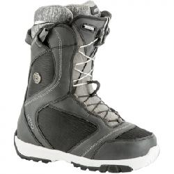 Nitro's Monarch TLS Women's Snowboard Boots Black 10.0