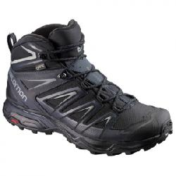 Salomon X Ultra 3 Mid GTX(R) Bk/india Ink 12.0
