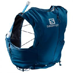 Salomon Adv Skin 8 Set Hydration Vest - Women's Poseidon/night Md