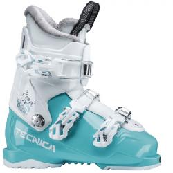 Tecnica JT 3 Pearl Ski Boot - Kid's Light Blue 25.5