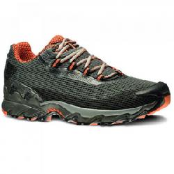 La Sportiva Wildcat - Mens Carbon/flame 44.0
