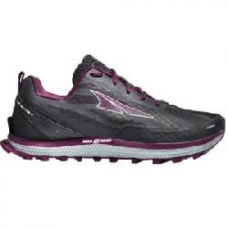 Altra Superior 3.5 Trail Shoes - Women's Gray/purple 7.5