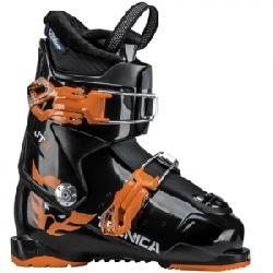 Tecnica JT 2 Ski Boots - Kid's Black 19.5