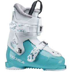 Tecnica JT 2 Pearl Ski Boots - Kid's Light Blue 19.5
