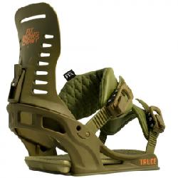 Fix Binding Co. Truce Snowboard Binding Army Md
